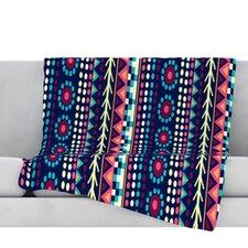 Aiyana Fleece Throw Blanket