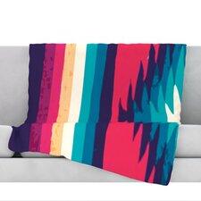 Surf Fleece Throw Blanket
