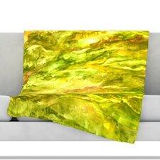 Tropical Delight Fleece Throw Blanket