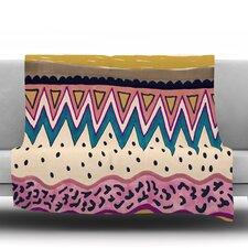 Koko Fleece Throw Blanket