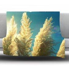 Ornamental Grass Throw Blanket