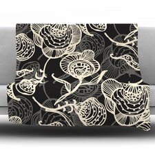 Future Nouveau Fleece Throw Blanket