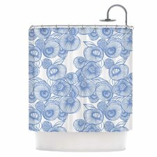 Eastern Promise Shower Curtain