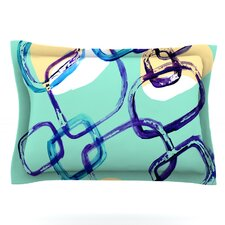 Sixties Exposure by Theresa Giolzetti Featherweight Pillow Sham