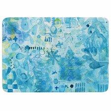 Floating by Nic Squirrell Memory Foam Bath Mat