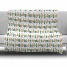 Color Dream Fleece Throw Blanket