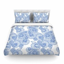Eastern Promise by Gill Eggleston Featherweight Duvet Cover