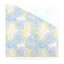 Paper Flower by Alison Coxon Graphic Art Plaque