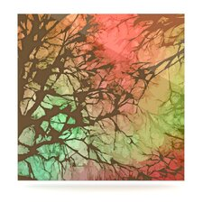Skies by Alison Coxon Painting Print Plaque