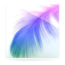 Feather by Alison Coxon Graphic Art Plaque