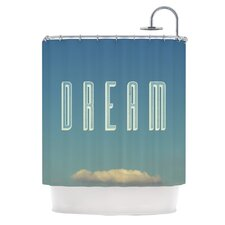 Dream Print Shower Curtain