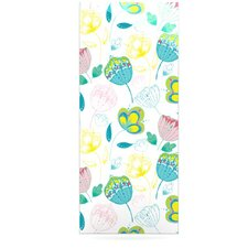 Indie Floral by Anneline Sophia Graphic Art Plaque
