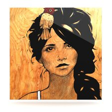 Bra by Brittany Guarino Painting Print Plaque