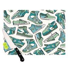 Sneaker Lover III Cutting Board