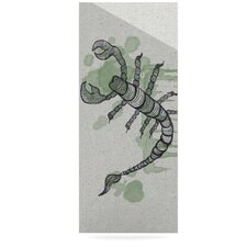 Scorpio by Belinda Gillies Graphic Art Plaque