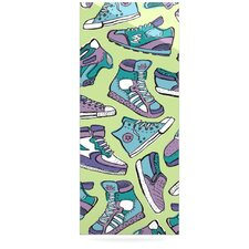 Sneaker Lover IV by Brienne Jepkema Graphic Art Plaque