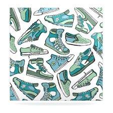Sneaker Lover III by Brienne Jepkema Graphic Art Plaque