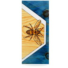 Bees by Brittany Guarino Graphic Art Plaque