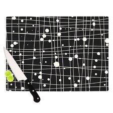 Woven Web Mono Cutting Board