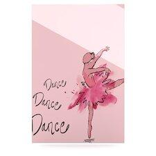 Ballerina by Brienne Jepkema Graphic Art Plaque