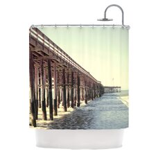 Ventura Polyester Shower Curtain