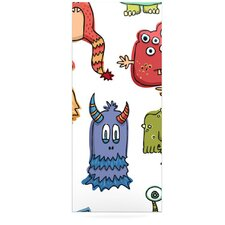 Little Monsters by Brienne Jepkema Graphic Art Plaque