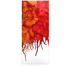 Fall Splatter by Claire Day Graphic Art Plaque