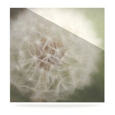 Dandelion by Catherine McDonald Photographic Print Plaque