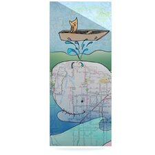 I'm on a Boat by Catherine Holcombe Graphic Art Plaque
