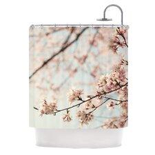 Japanese Blossom Shower Curtain