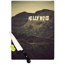 Hollywood Cutting Board