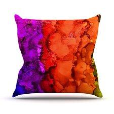Clairevoyant Throw Pillow