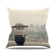 The View LA Throw Pillow