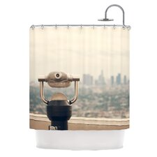 The View LA Shower Curtain