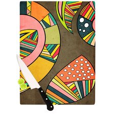 Cosmic Aztec Cutting Board