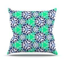Calendoscope by Debora Chodik Throw Pillow