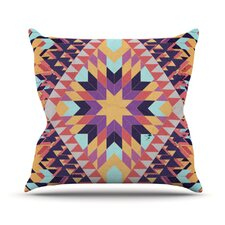 Ticky Ticky Outdoor Throw Pillow