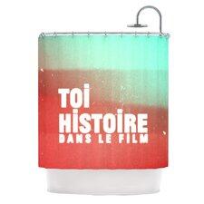 Toi Histoire Shower Curtain