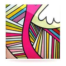 Fake Colors by Danny Ivan Graphic Art Plaque
