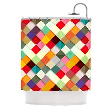 Pass This On Shower Curtain