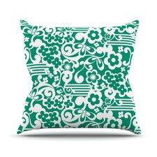 Esmerald Serenity Throw Pillow