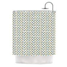 Spring Stem Shower Curtain