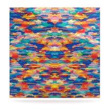 Cloud Nine by Kathryn Pledger Graphic Art Plaque