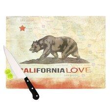 Cali Love Cutting Board