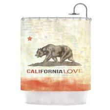 Cali Love Shower Curtain