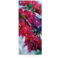 Bougainvillea by Mary Bateman Painting Print Plaque
