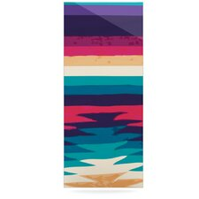 Surf by Nika Martinez Graphic Art Plaque