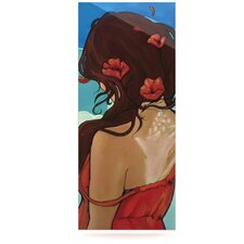 Sea Swept by Lydia Martin Graphic Art Plaque