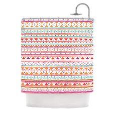 Native Bandana Shower Curtain