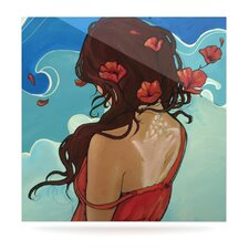 Sea Swept by Lydia Martin Painting Print Plaque